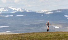 Jerry Ahrlin och Ida Ingemarsdotter vann Ramundberget Trail