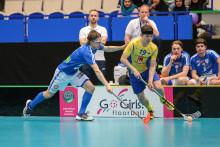 Tung förlust för Sveriges U19-herrar i VM
