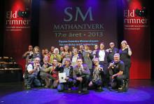 Årets vinnare på SM i Mathantverk!