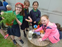 Budding pupils help Mid and East Antrim bloom