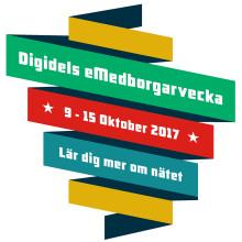 E-medborgarveckan 9–15 oktober: Digital delaktighet och källkritik
