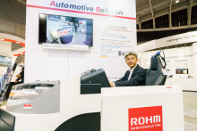 Always Moving Forward : ROHM and the evolution of the automotive industry