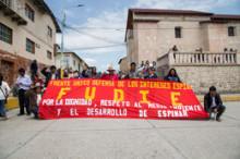 Peru och Paraguay: Aktivister trakasseras för sin miljöaktivism