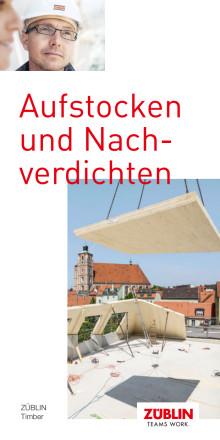 ZÜBLIN Timber:  Aufstocken und Verdichten