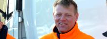 Magnus från Lidköping är Sveriges (näst) bästa sopkörare