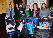 CloseUp PR sponsors LattjoPOP - a new way for self-employed parents to network in south west London