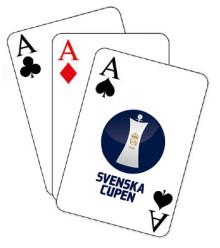 Triss i livesändningar från Svenska Cupen