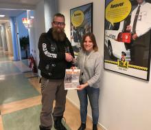 Taxi Göteborg ny sponsor till D.A.C.A (Drivers Against Children Abuse)
