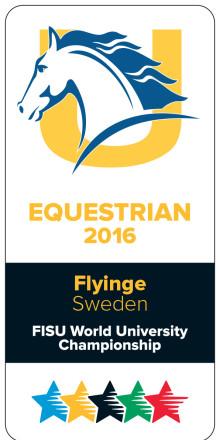 Inbjudan pressträff Student-VM ridsport Flyinge 29 juni kl. 09.00