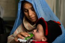 Barnadödligheten i Afghanistan minskar dramatiskt – hjälpinsatserna gör skillnad