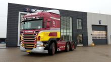 Ny brugt Scania R 500 til B & J Transport i Hvide Sande