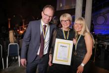 Tidaholm blev Årets bobutik 2014