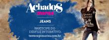 "Marisa apresenta novo teste cego para ""Achados Jeans"""