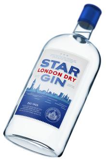 En klassisk London Dry Gin lanseras i ny skepnad