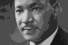 Fredsbön till minne av Martin Luther King Jr