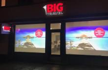 Ny ljusteknik ger BIG Travel uppmärksamhet