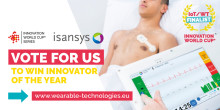 Isansys Named as Finalist for Gore Innovation Center Prize at the world-leading 10th IOT/WT Innovation World Cup®