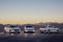 Hyundai visar framtidens mobilitetslösningar  på eCar Expo i Göteborg
