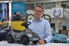Små og store Volkswagen-biler knækker cancer i Aalborg