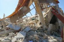 Syrien: Minst sju döda i sjukhusbombning i Idlib