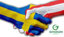 German speaking markets grows stronger for Grimsholm Green