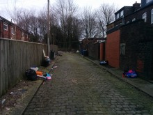 ​Fined for fly-tipping