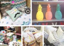 Jollyroom expanderar inom barnrumsinredning