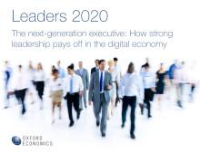 Ny undersökning - Leaders 2020