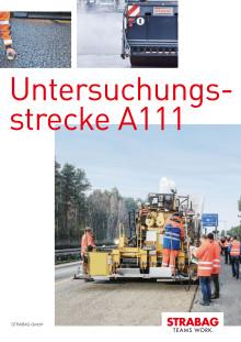 STRABAG: Untersuchungsstrecke A111