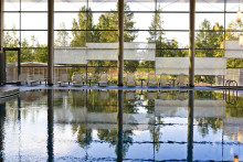 Nytt spa-koncept på IKSU spa i Umeå