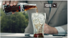 Coke Zero's 'Drinkable Advertising' Push Looks to Get Millennials Sampling ESPN College GameDay shows off Shazam integration By Marty Swant