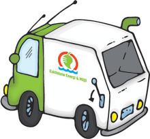 Återvinningscentralen Lilla Nyby välkomnar till öppet hus på lördag