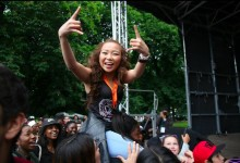 Gratis festival for ungdom i Sofienbergparken