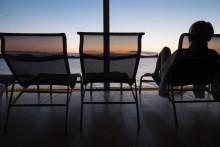 """""""Gullregn"""" över Gullmarsstrand Hotell & Konferens i Bohuslän"""