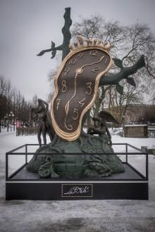 Europe's largest Salvador Dalí exhibition visits Stockholm
