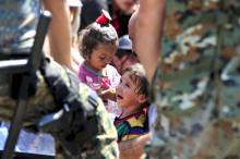 Vil samle inn 3,5 millioner til syriske barn