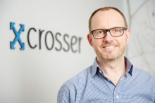 Vår spännande kund Crosser Technologies  tar in kapital för internationell expansion