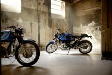 BMW Motorrad firar 50 år av 5-serien med helt nya BMW R nineT /5