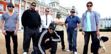 Fat Freddy's Drop-interview om deres danske koncerter