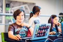 50 barn antagna till Coderdojo Summer Camp - för morgondagens digitala rockstars!