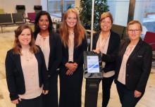Nya rutiner genom ny reception på Norrlands universitetssjukhus