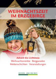 Angebotsbroschüre WEIHNACHTSZEIT 2018/2019