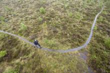 22 mil vandringsstigar, ett Naturcentrum och 100 bokskogar att möta våren i