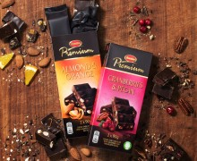 Marabou Premium lanserar bars av mörk choklad i nya smakkombinationer