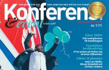 KonferensVärlden firar 30 år – stort jubileumsnummer snart hos dig!