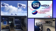 Global One Media - Paris Air Show (PAS 2017)