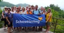Schmetterling International gemeinsam mit My Seychelles auf exklusiver Inforeise