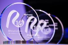 RheumaPreis 2018: Preis für Menschen mit Rheuma im Beruf geht an Klinikum Schloß Winnenden, Landratsamt Böblingen und das Sport- und Gesundheitsstudio inBalance