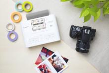 Canon lanserer SELPHY CP 1300 – en elegant og kompakt skriver for øyeblikkelig utskrift og kreativitet