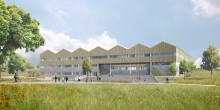 Arcona bygger ny passivhusskola i Knivsta